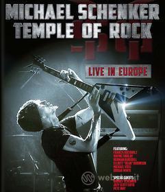Michael Schenker - Temple Of Rock (Blu-ray)