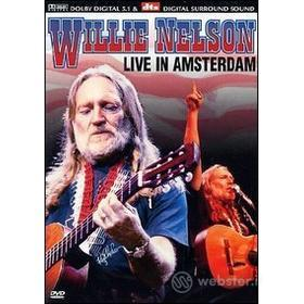 Willie Nelson. Live in Amsterdam