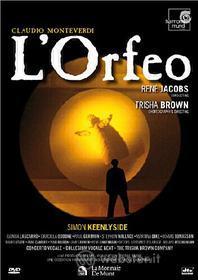 Claudio Monteverdi. L'Orfeo (2 Dvd)