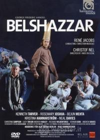Georg Friedrich Handel. Belshazzar