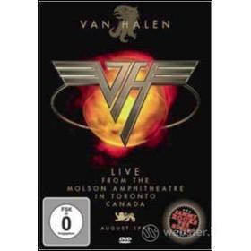 Van Halen. Live from the Molson Amphitheatre