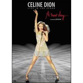 Celine Dion. Live in Las Vegas. A New Day (2 Dvd)