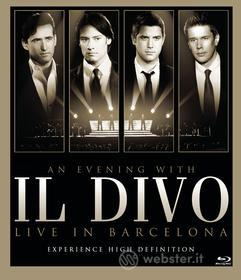 Il Divo - An Evening With Il Divo (Blu-ray)