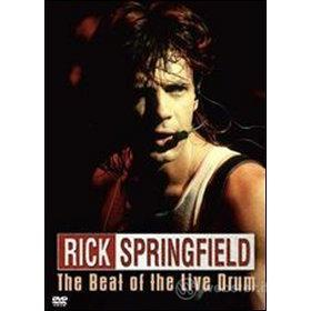 Rick Springfield. The Beat of the Live Drum