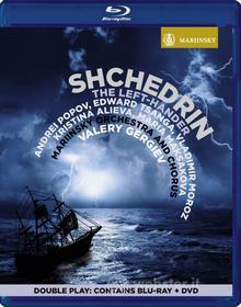 Rodion Shchedrin - The Left Hander (Blu-ray)