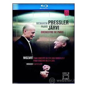 Menahem Pressler Paavo Järvi. Orchestre de Paris (Blu-ray)