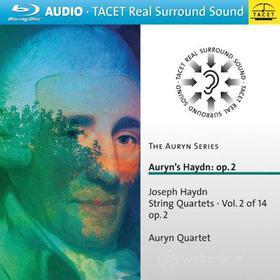 Quartet Auryn - Auryn Series Xxvii (Blu-ray)