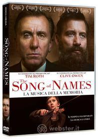 The Song Of Names - La Musica Della Memoria