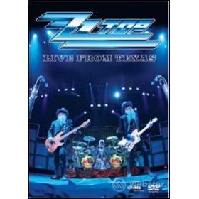 ZZ Top. Live From Texas