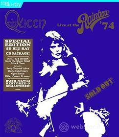 Queen - Live At The Rainbow 74 (Blu-Ray+Cd) (2 Blu-ray)