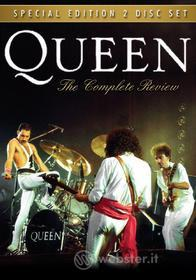 Queen. The Complete Review (2 Dvd)