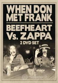 When Don Met Frank. Beefheart Vs Zappa (2 Dvd)