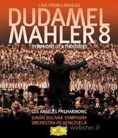 "Gustav Mahler. Symphony no. 8 ""Of a Thousand"". ""Dei Mille"" (Blu-ray)"