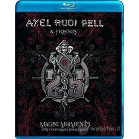Alex Rudi Pell & Friends. Magic Moments. 25th Anniversary Special Show (Blu-ray)