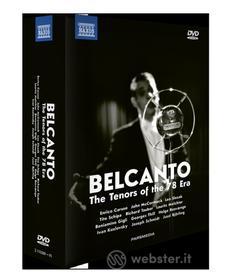 Belcanto - The Tenors Of The 78 Era (3 Dvd+2 Cd)