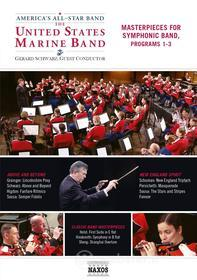 Masterpieces For Symphonic Band, Programs 1-3