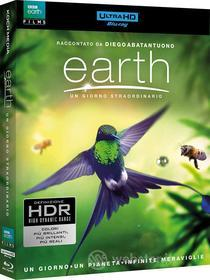 Earth - Un Giorno Straordinario (Blu-Ray 4K Uhd+Blu-Ray) (2 Blu-ray)