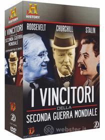 I vincitori della seconda guerra mondiale (3 Dvd)