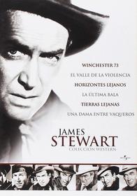 James Stewart - Coleccion Western (6 Dvd)