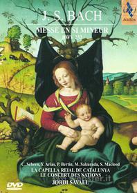 Johann Sebastian Bach - Messe En Si Mineur, BWV 232 - Jordi Savall (2 Sacd+2 Dvd)
