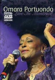 Omara Portuondo. Live in Montreal