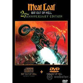 Meat Loaf. Bat Out of Hell