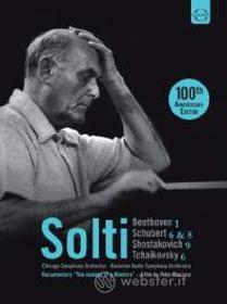 Georg Solti. 100th Anniversary Editon (3 Dvd)
