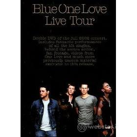 Blue. One Love Live Tour (2 Dvd)