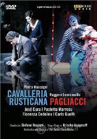 Pietro Mascagni. Cavalleria rusticana - Ruggero Leoncavallo. Pagliacci