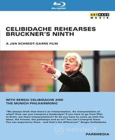 Celibidache Rehearses Bruckner's Ninth (Blu-ray)