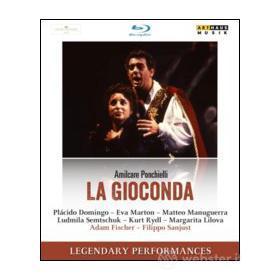 Amilcare Ponchielli. La Gioconda (Blu-ray)