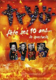 Tryo - Fete Ses 10 Ans (3 Dvd)