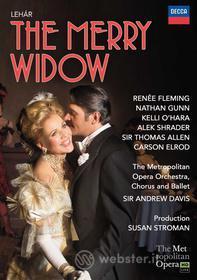 Franz Lehar. The Merry Widow. La Vedova Allegra (Blu-ray)