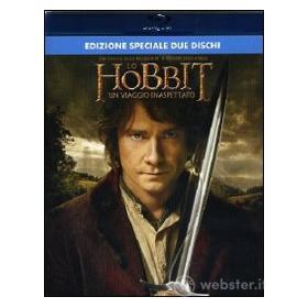 Lo Hobbit. Un viaggio inaspettato (2 Blu-ray)