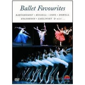Ballet Favourites: Baryshnikov, Zaklinsky, Kolpakova, Eagling, Mezentseva...