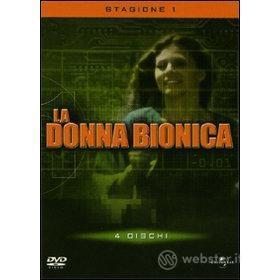 La donna bionica. Stagione 1 (4 Dvd)