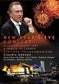 Claudio Abbado - New Year'S Eve Concert 1997: A Tribute To Carmen (Blu-ray)