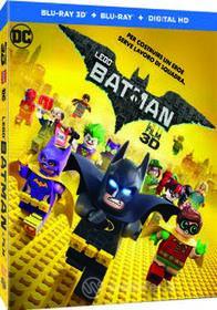 Lego - Batman - Il Film (3D) (Blu-Ray 3D+Blu-Ray) (Blu-ray)