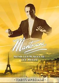 Mantovani - Music From Around The World - The Mantovani Tv Specials