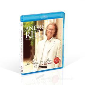 Andre' Rieu - Falling In Love In Maastr (Blu-ray)