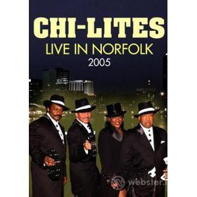 Chi-lites. Live In Norfolk 2005