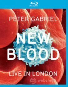 Peter Gabriel - New Blood: Live In London (Blu-ray)