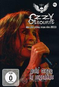 Ozzy Osbourne. Goin' Crazy In Argentina