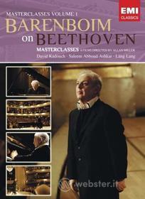 Ludwig van Beethoven. Barenboim on Beethoven. Masterclass (2 Dvd)