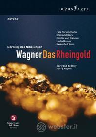 Richard Wagner. Das Rheingold. L'oro del Reno (2 Dvd)