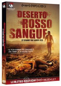 Deserto Rosso Sangue (Ltd Edition) (Dvd+Booklet)