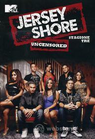 Jersey Shore. Stagione 3 (4 Dvd)