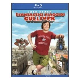 I fantastici viaggi di Gulliver (Blu-ray)