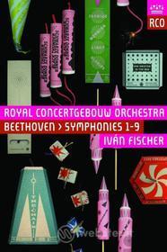Ludwig van Beethoven. Symphonies nos. 1-9 (3 Dvd)