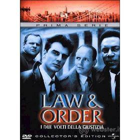 Law & Order. Stagione 1 (6 Dvd)